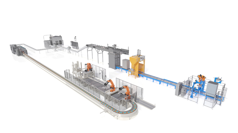Integrated Packaging Line