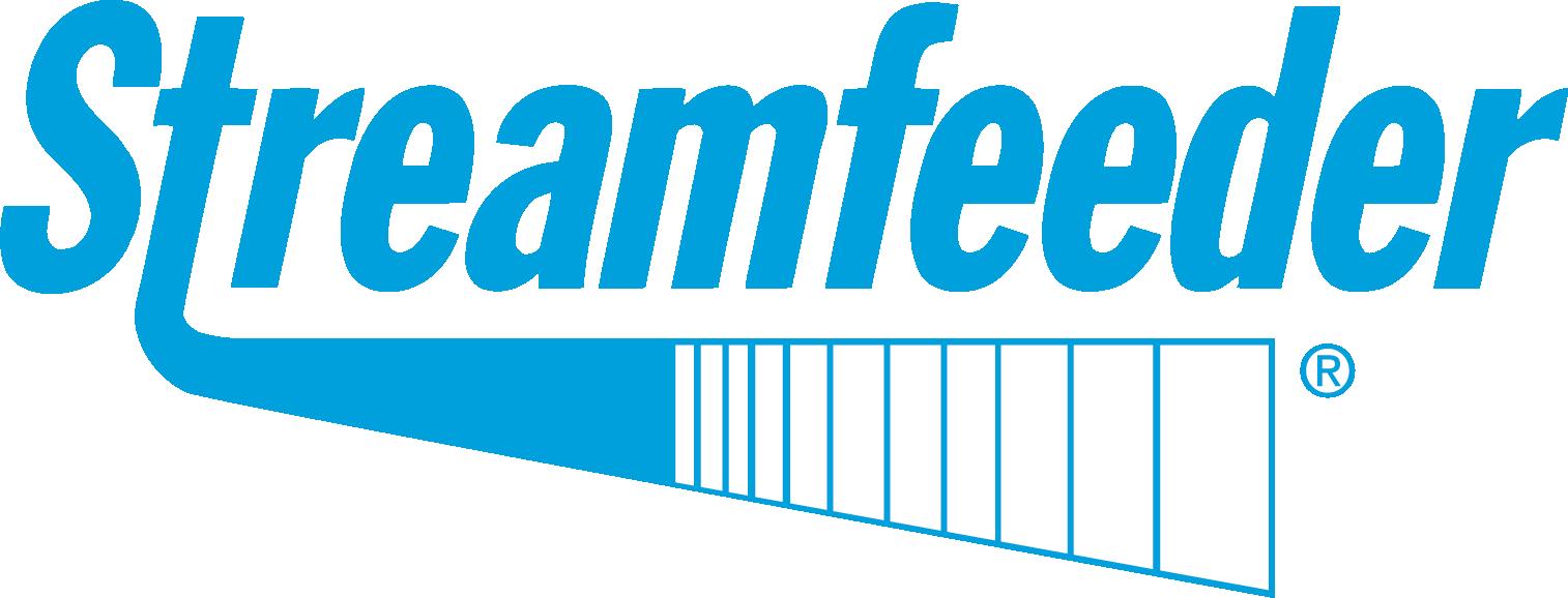 Streamfeeder logo