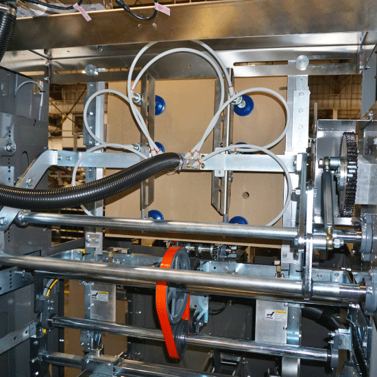 Tray Former Model TF400