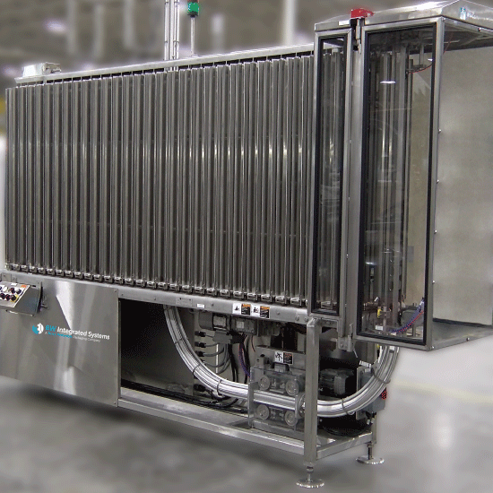 Rotofeeder Lid Feed System