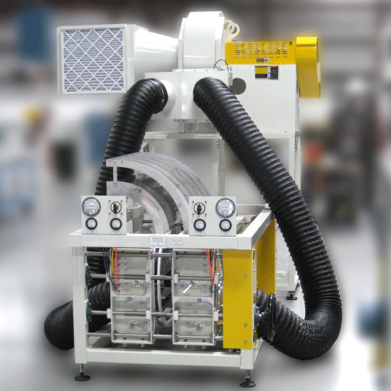 Air Can Single Filer - D3