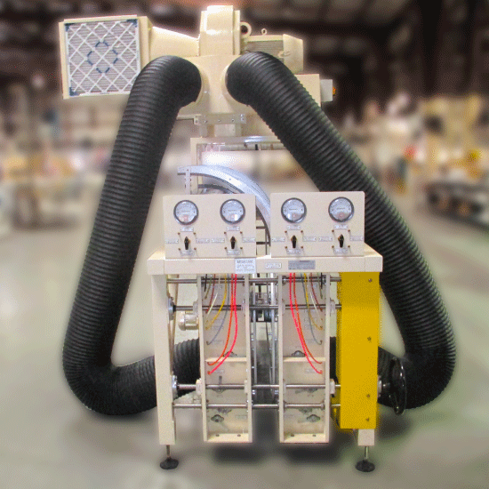 Air Single Filer for Cans D4
