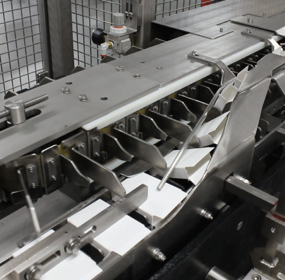 Twist and Load Horizontal Cartoner (Model HZ100)