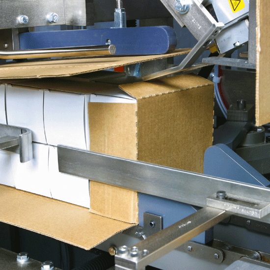 FlexiPro Wraparound Casepacker