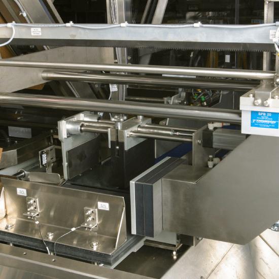 Z-Pro Series Casepacker Feeder Assembly