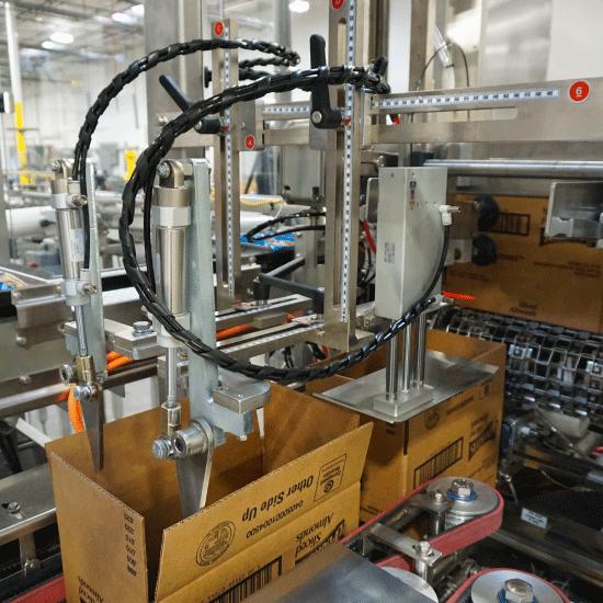 Salwasser ITL300 Top Load Case Packer