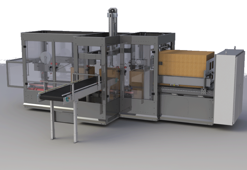 Salwasser ITL300 Top Load Case Packer