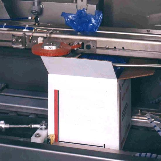 Bag  in a box High Speed Uncuffer_Closer