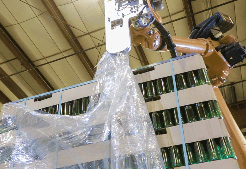 Robotic Unwrapper