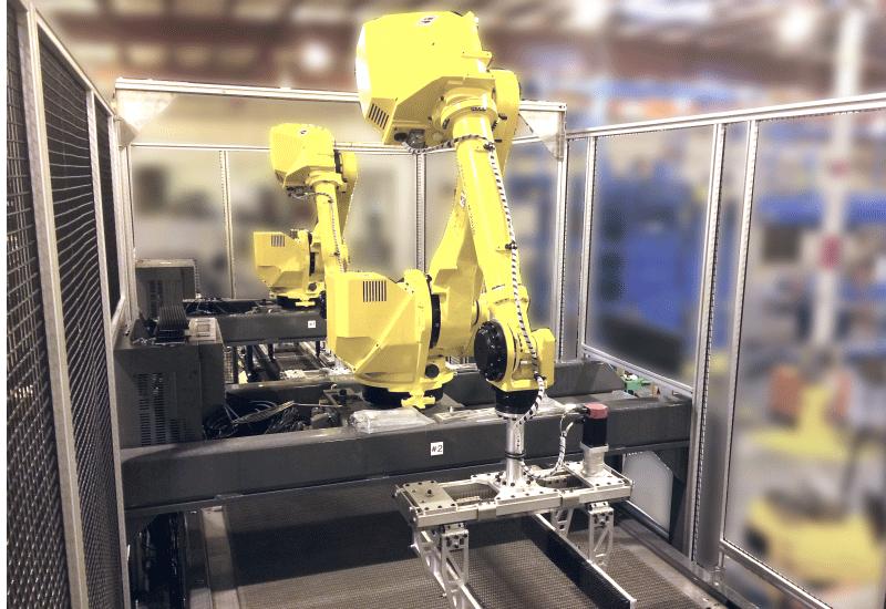 Robomax High Speed Case Palletizer