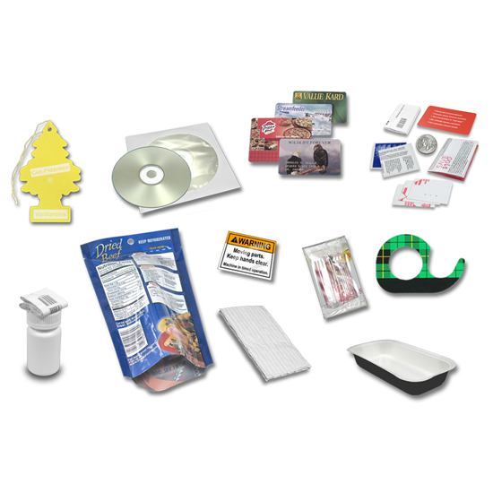 Reciprocating Placer Products